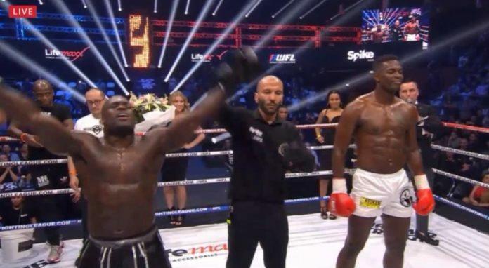 Melvin Manhoef wins final kickboxing fight, finally gets one over on longtime rival Remy Bonjasky