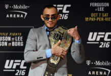 Tony Ferguson UFC 216 Review