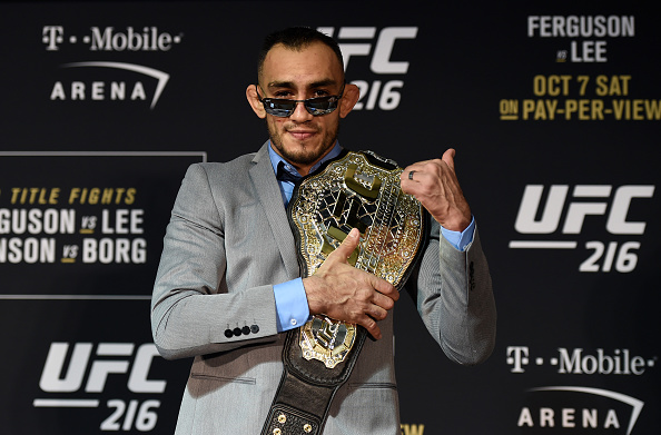 Tony Ferguson UFC 216 Review