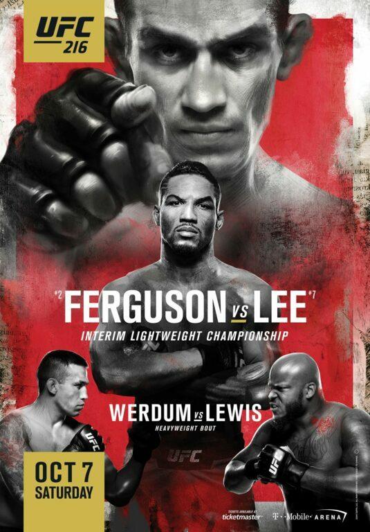 The Walkout Consultant - UFC 216 - MMASucka com