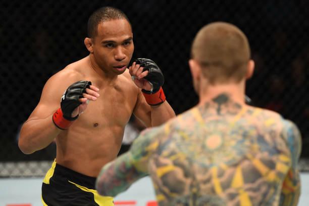 Radar UFC Fight Night 120