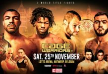 Cage Warriors 89 preview