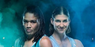 TUF 26 Episode 12 - Sijara Eubanks Vs. Roxanne Modafferi