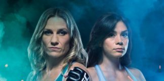 The official poster for Episode 11 of The Ultimate Fighter Season 26