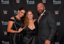 ideas for Ronda Rousey in WWE