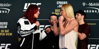 UFC 219 staff picks