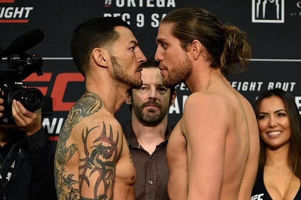 UFC Fight Night 123 staff picks