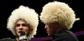 Nurmagomedov title fight