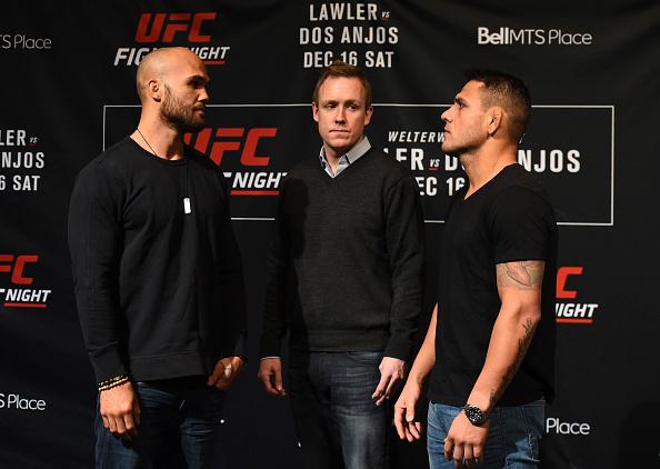 UFC on FOX 26