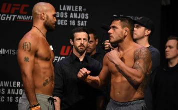 UFC on Fox 26 staff picks