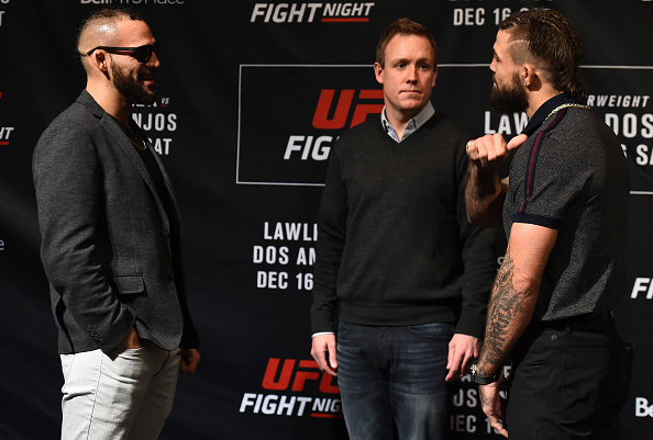 UFC on FOX 26 results