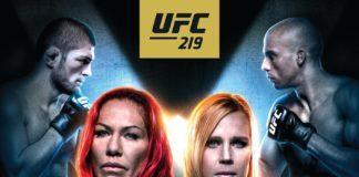 Watch UFC 219