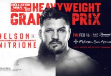 Roy Nelson vs. Matt Mitrione II headlines Bellator 194