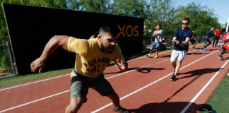Cross-Training for MMA