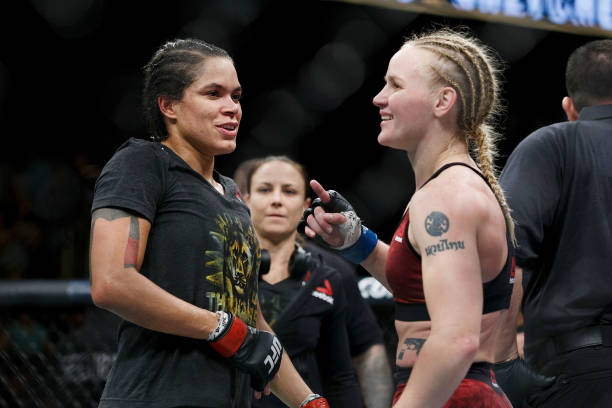 women's UFC champions