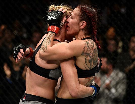 2017 Women's MMA