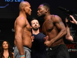 UFC on FOX 27 picks