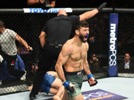 Marco Polo Reyes UFC Fight Night 124