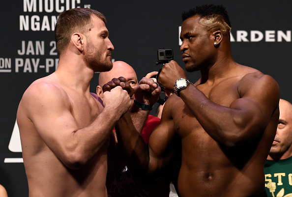 Dana White Wants To Put Stipe Miocic vs. Daniel Cormier Bout Together
