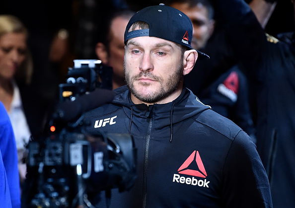 Predicting every men's UFC champion by the end of 2018