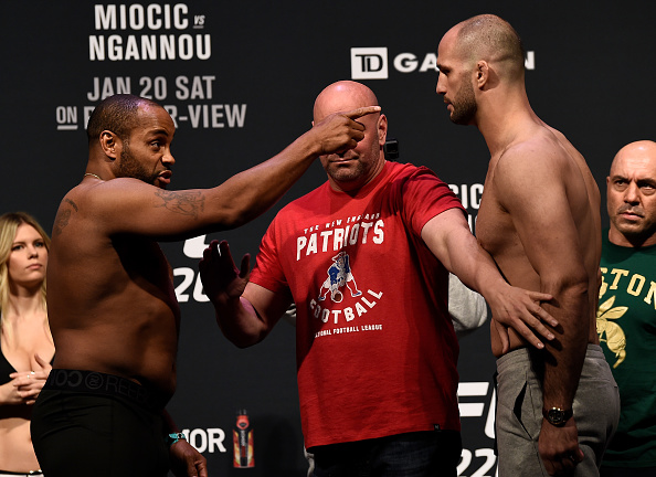 UFC 220 Results