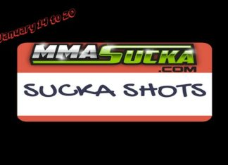 Sucka Shots for January 14 to 20