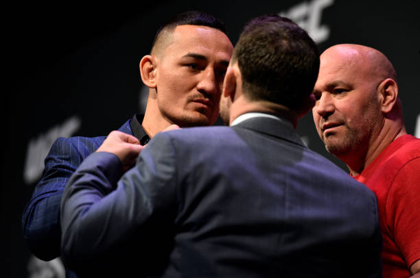 Max Holloway out of UFC 222
