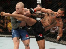 UFC Fight Night 125 Standout Performances