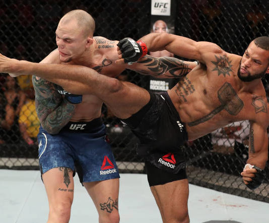 UFC Fight Night 125 Standout Performances