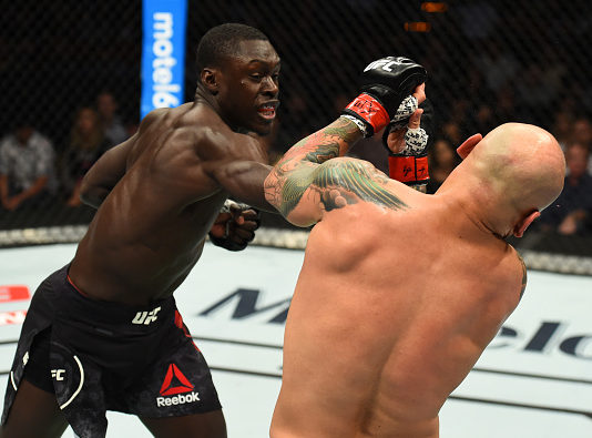 Curtis Millender UFC Fight Night 126