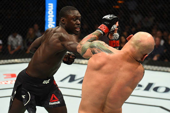 Curtis Millender UFC Fight Night 126