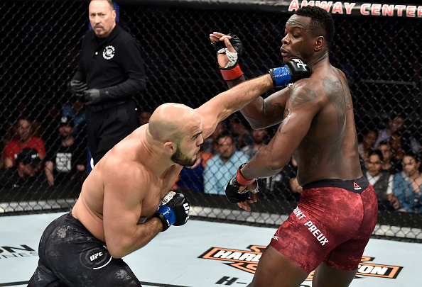 UFC on Fox 28 Standout Performances - MMASucka com