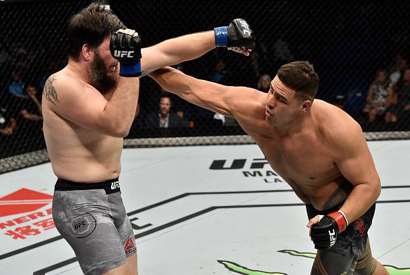 UFC 221 Standout Performances