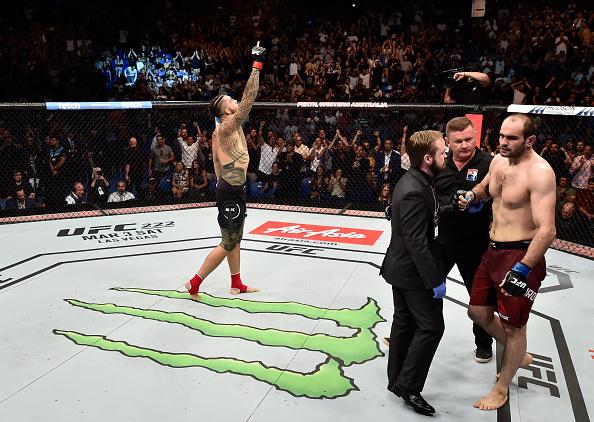 UFC 221 Results: Tyson Pedro Pulls Off Slick Kimura to…