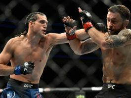 Brian Ortega knocks out Frankie Edgar