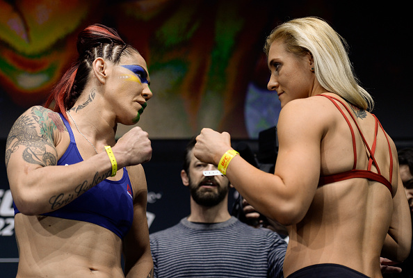UFC 222 Fight Card: Betting Odds, Start Time For Cyborg vs. Kunitskaya