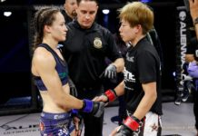 UFC Atomweight Division