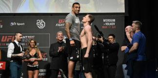 UFC Fight Night 127 picks