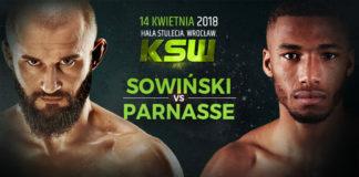 Artur Sowinski vs Salahdine Parnasse