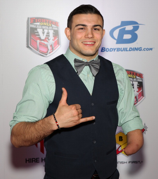 Nick Newell, MMA Fighter with One Hand, Receives UFC Contender Series Offer
