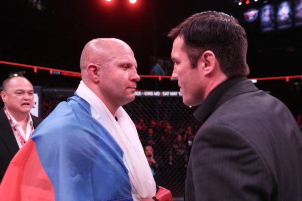 Mir Blames Ego For Fedor Loss