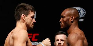 UFC Fight Night 129 staff picks