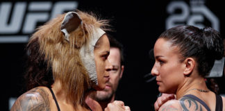 UFC 224 Live Results