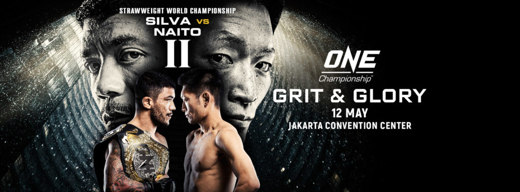 ONE Championship GRIT AND GLORY Promo 1