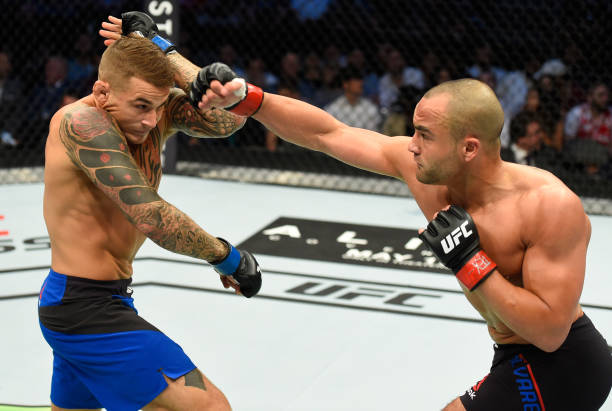 Eddie Alvarez Vs Dustin Poirier Rematch Confirmed For UFC On FOX 30