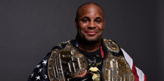 Daniel Cormier's title defenses