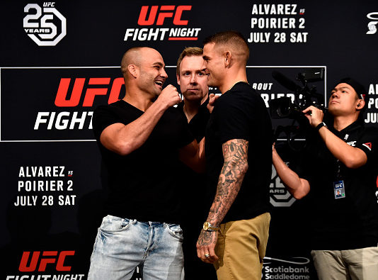 UFC on FOX 30 Results