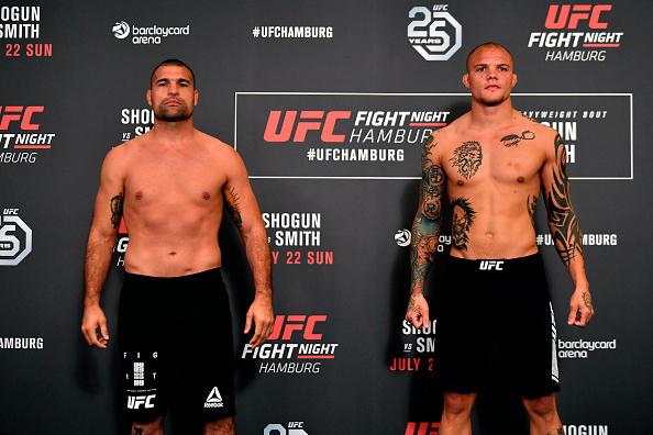 UFC Fight Night 134 staff picks