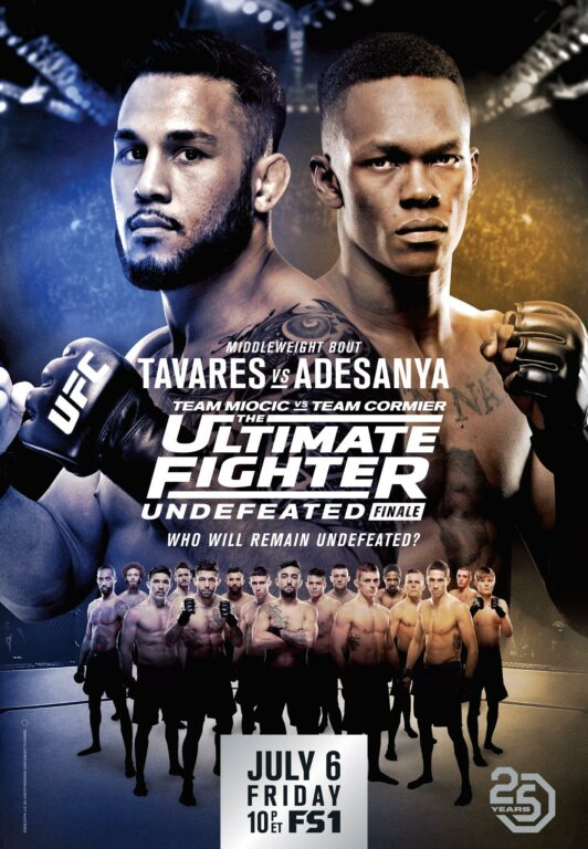 The Walkout Consultant: TUF27 Finale Walkout Songs