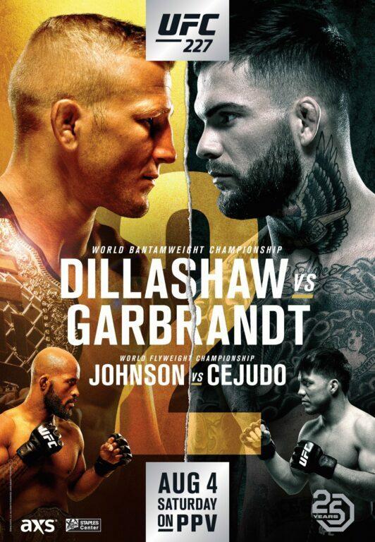 The Walkout Consultant: UFC 227 Walkout Songs - MMASucka com